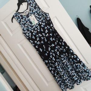 Leota petal dress